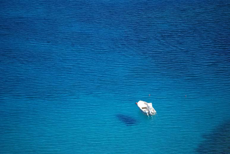 Colors of Greek Island