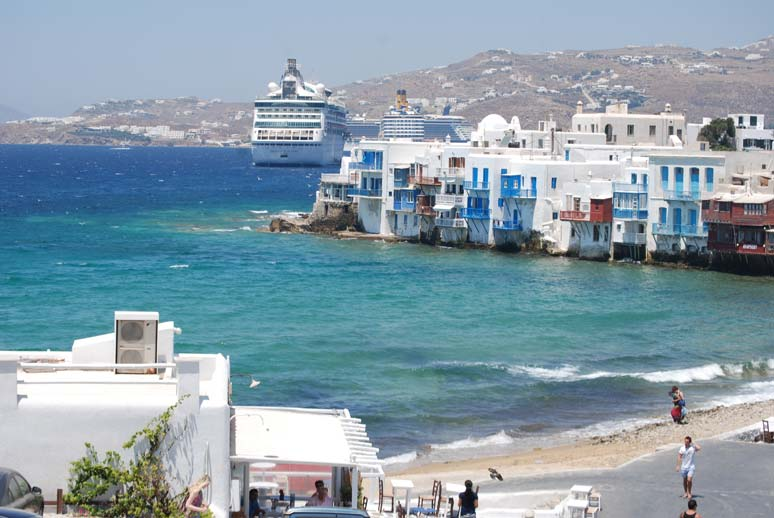 "Mykonos – Party town & ""the jewel"" of the Aegean Sea"