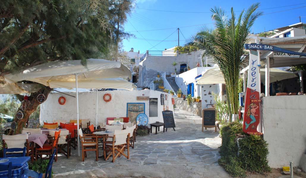 Day 4: Faros, Sifnos Island, Greece