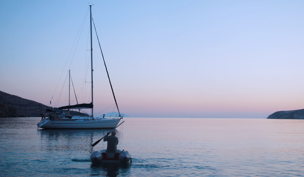 Day 12 – Ganema Beach, Serifos, Greece